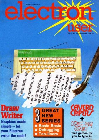 Electron User Issue 036 September 1986