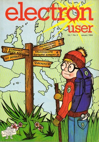 Electron User Issue 004 January 1984
