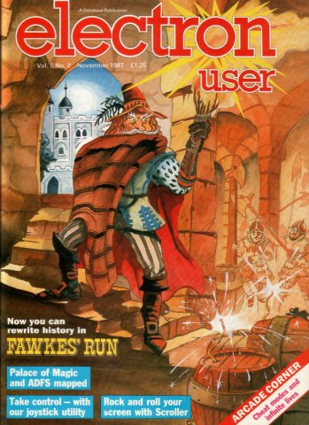 Electron User Issue 050 November 1987