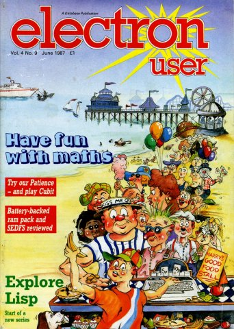 Electron User Issue 045 June 1987