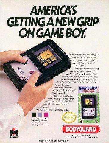 Game Boy Bodyguard