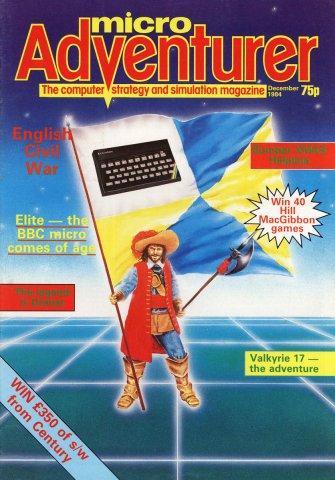 Micro Adventurer Issue 14 December 1984