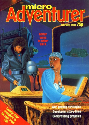Micro Adventurer Issue 04 February 1984