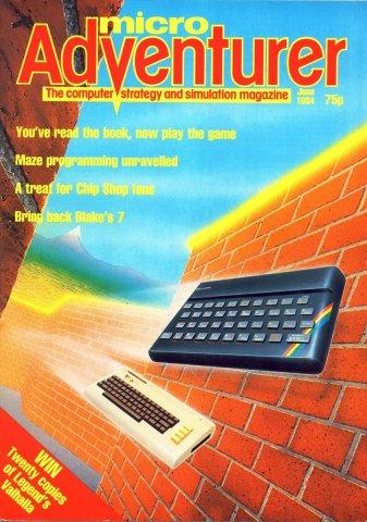 Micro Adventurer Issue 08 June 1984