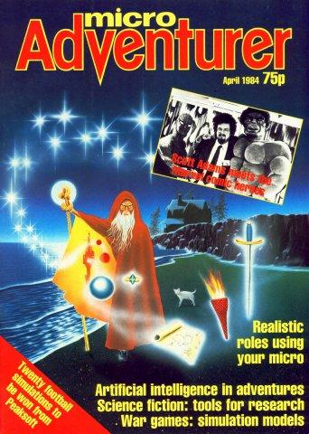 Micro Adventurer Issue 06 April 1984