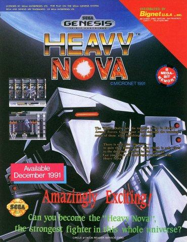 Heavy Nova (2)