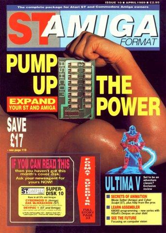 ST-Amiga Format Issue 10 Apr 1989
