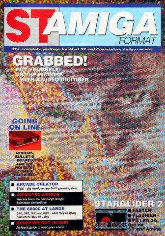 ST-Amiga Format Issue 04 Oct 1988