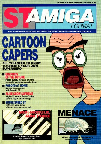 ST-Amiga Format Issue 05 Nov 1988