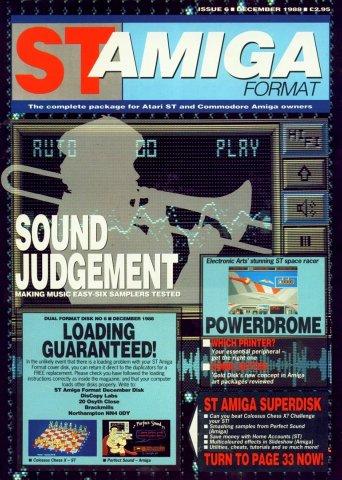 ST-Amiga Format Issue 06 Dec 1988