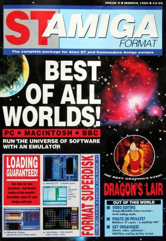 ST-Amiga Format Issue 09 Mar 1989