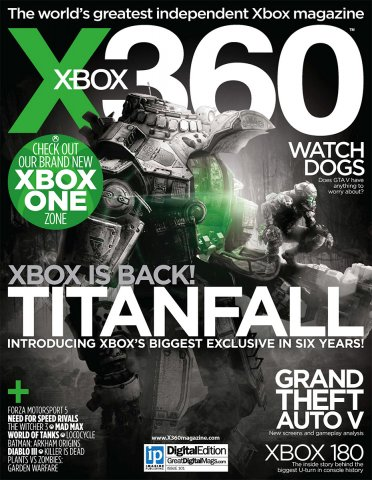 X360 Issue 101 (August 2013)
