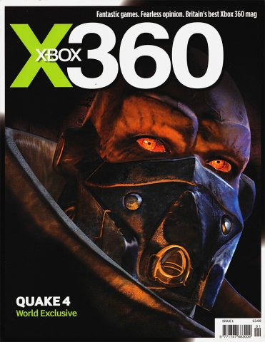 X360 Issue 001 (September 2005)