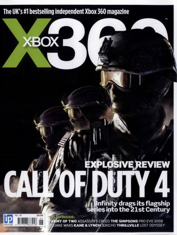 X360 Issue 026 (November 2007)