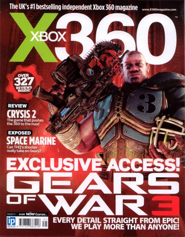 X360 Issue 071 (April 2011)