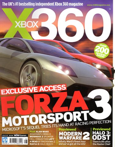 X360 Issue 048 (July 2009)