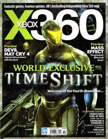 X360 Issue 019 (April 2007)