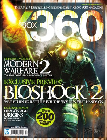 X360 Issue 052 (November 2009)