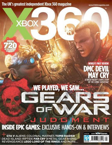 X360 Issue 093 (Christmas 2012)