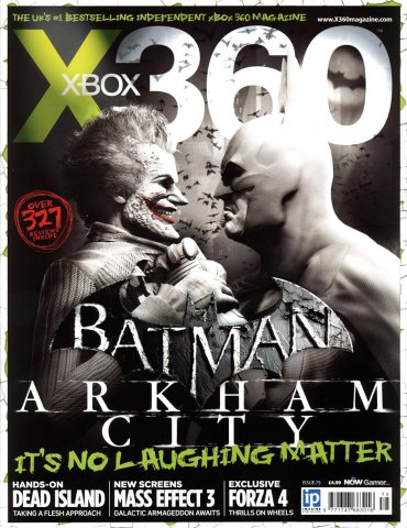 X360 Issue 075 (August 2011)
