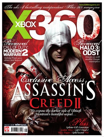 X360 Issue 049 (August 2009)