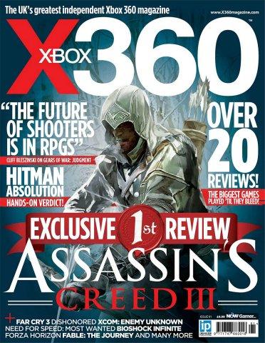 X360 Issue 091 (November 2012)