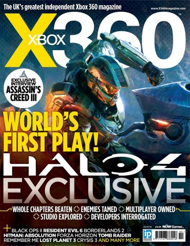 X360 Issue 090 (October 2012)