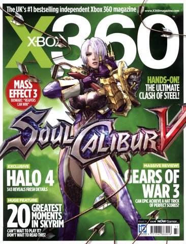 X360 Issue 077 (October 2011)
