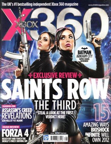 X360 Issue 078 (November 2011)