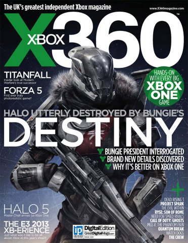 X360 Issue 100 (July 2013)