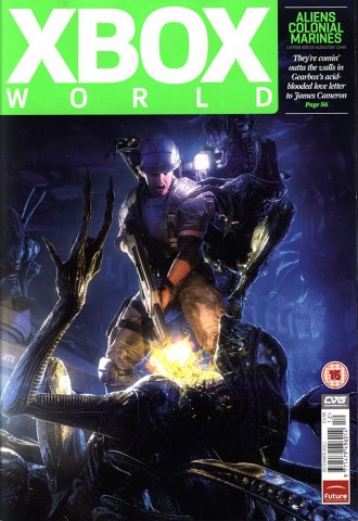 XBox World Issue 110 (December 2011)