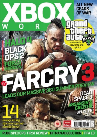 XBox World Issue 120 (September 2012)