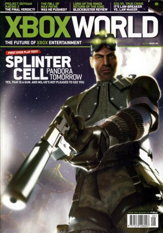 XBox World Issue 009 (December 2003)