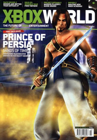 XBox World Issue 010 (Christmas 2003)
