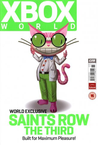 XBox World Issue 109 (November 2011)