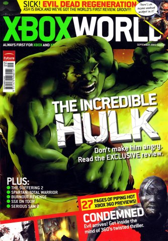 XBox World Issue 029 (September 2005)