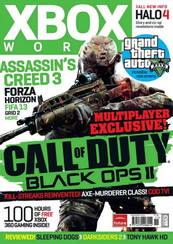 XBox World Issue 122 (November 2012)