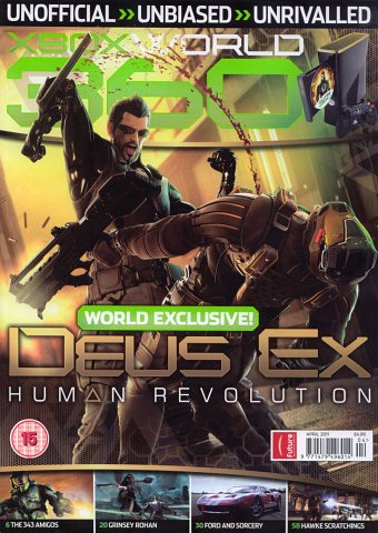 XBox World Issue 102 (April 2011)