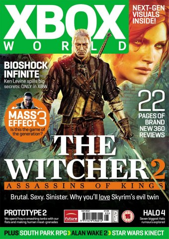XBox World Issue 116 (May 2012)