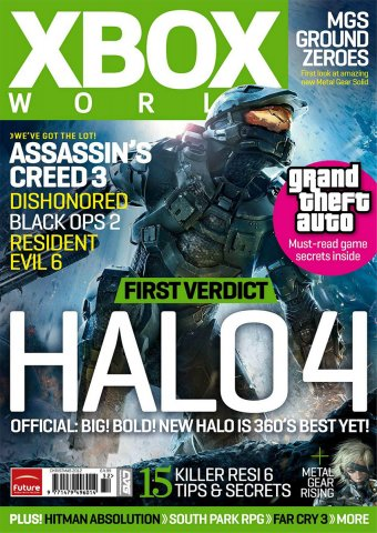XBox World Issue 124 (Christmas 2012)