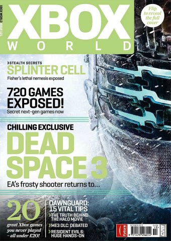 XBox World Issue 121 (October 2012)