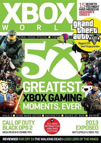 XBox World Issue 126 (February 2013)
