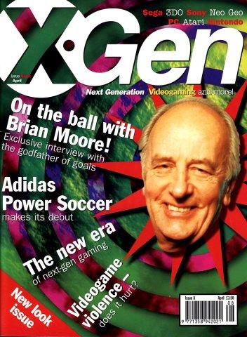 X-Gen Issue 08 April 1996