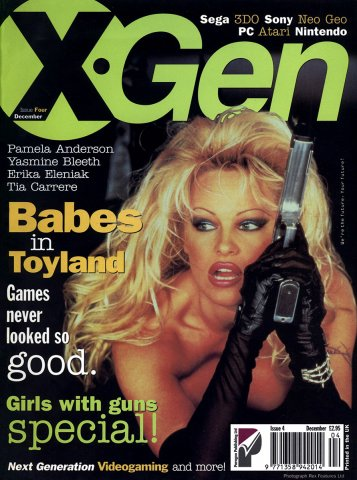 X-Gen Issue 04 December 1995