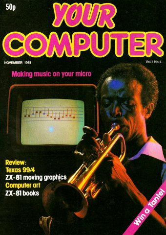 Your Computer Issue 004 November 1981