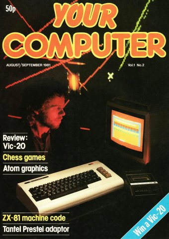 Your Computer Issue 002 August-September 1981