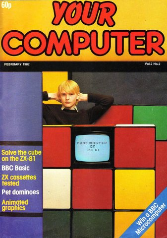 Your Computer Issue 007 February 1982