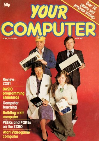 Your Computer Issue 001 June-July 1981
