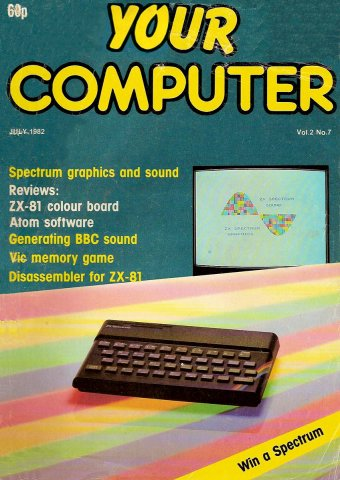 Your Computer Issue 012 July 1982
