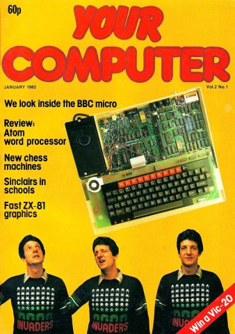 Your Computer Issue 006 January 1982